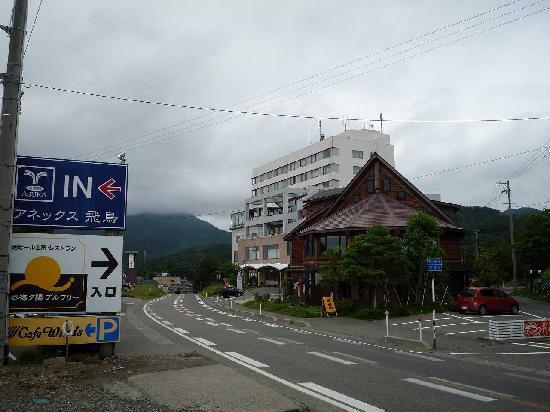 Annex Asuka: 建物など