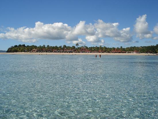 Andilana Beach Resort: Hotel Andilana Beach