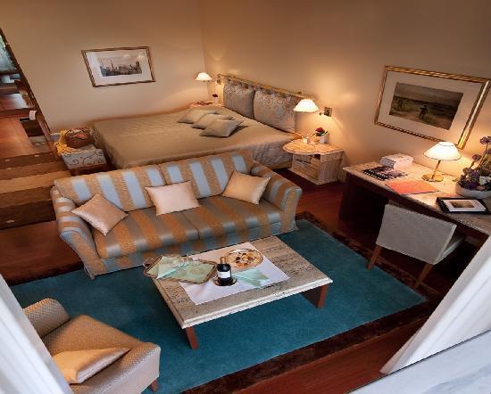 Villa Principe Leopoldo: Deluxe Room