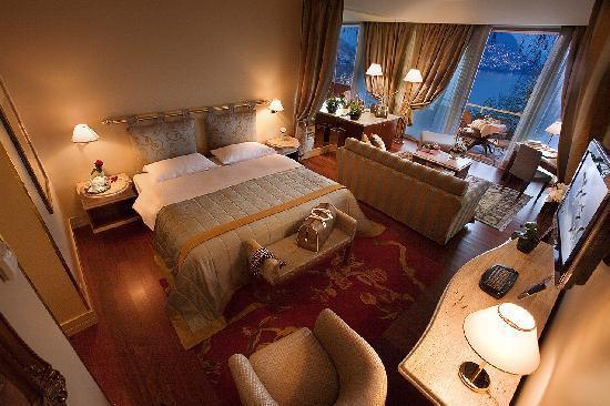 Villa Principe Leopoldo : Junior Suite