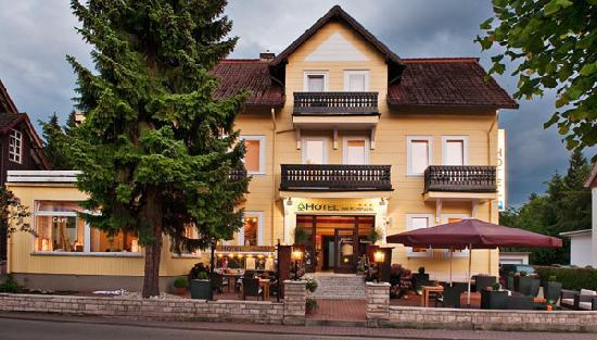 Bad Lauterberg, Germany: Hotel