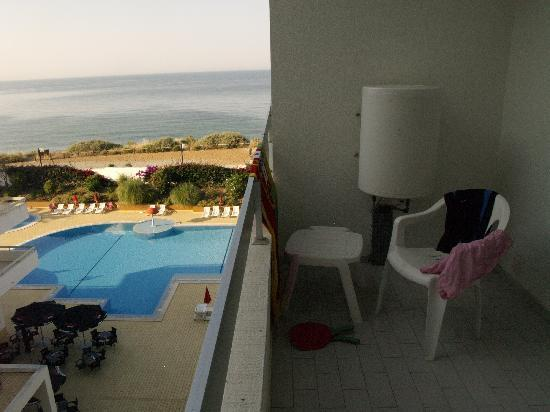 Hotel Luar: The Balcony (seaside view)