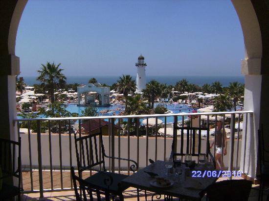 ClubHotel Riu Chiclana : vistas