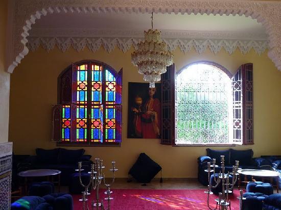 Dar Selwan Wellness & Spa : Marrocan salon