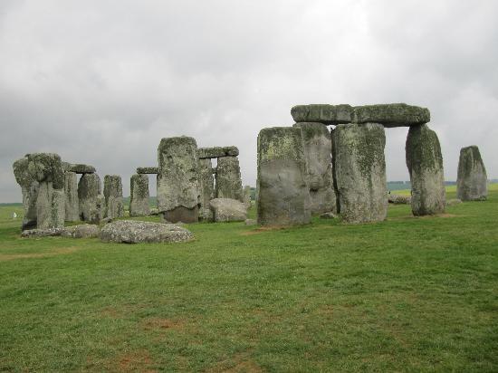 Солсбери, UK: Stonehenge Outer Circle