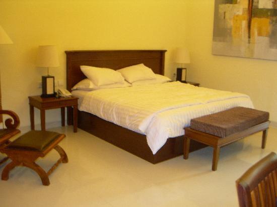 Villa Grasia Resort & Spa: cama
