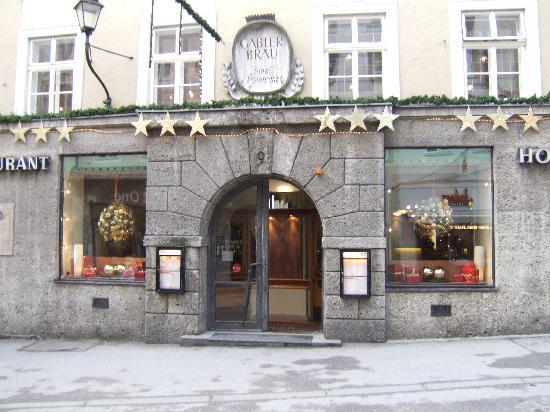 Hotel Gablerbrau: Eingang
