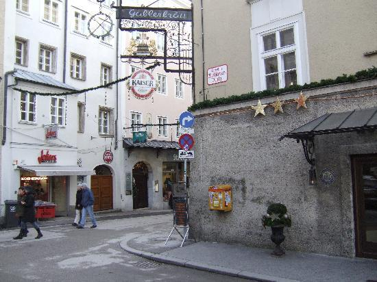 Hotel Gablerbrau: Lage Fußgängerzone