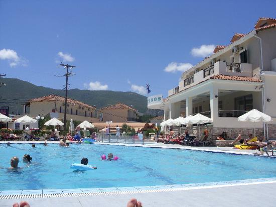 Hotel Letsos: pool
