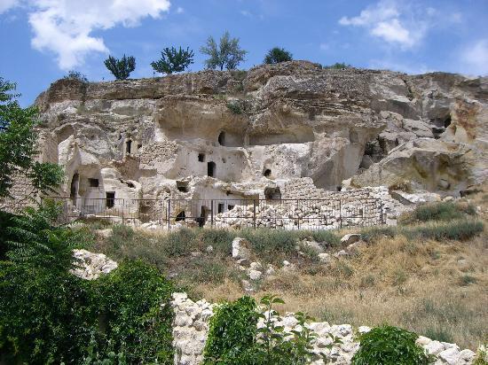 Esbelli Evi Cave Hotel: vista nei dintorni di Esbelli Evi