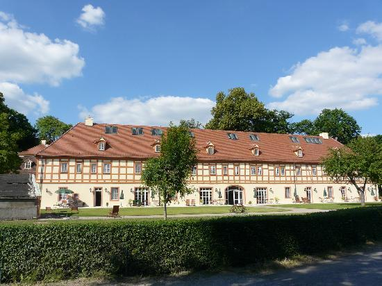 Hotel Schloss Lübbenau: Marstall
