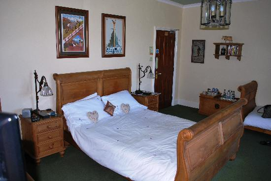 Cae'r Blaidd Country House: Edelweiss bedroom