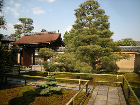 瑞峰院庭园