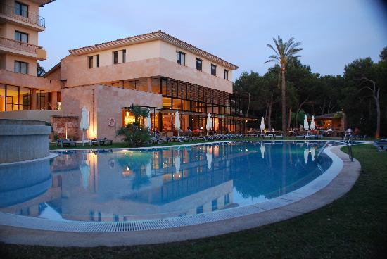 Hotelanlage Innen Picture Of Illot Park Hotel Cala