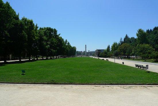 Universidad de Concepcion : Campus der Universität von Concepción
