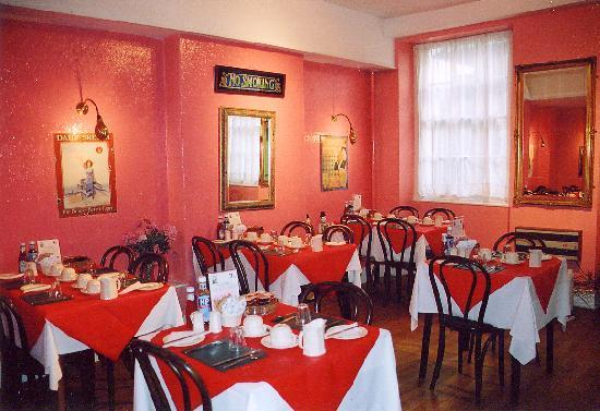 Dining Room Picture Of Parkwood At Marble Arch London