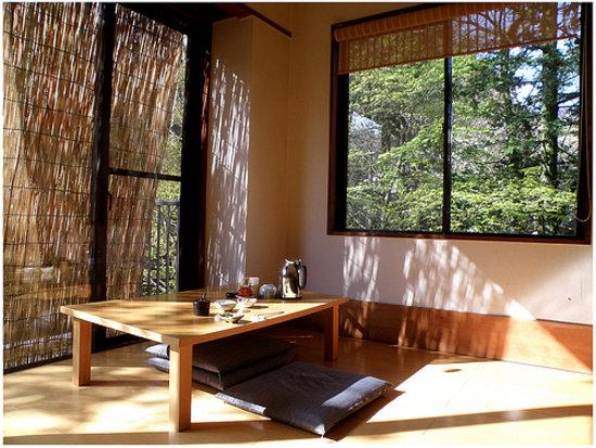 Hakone-machi, Japón: La salle du petit-déjeuner
