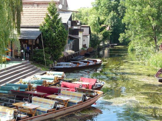 Luebbenau, ألمانيا: Restaurant am Mühlenwehr