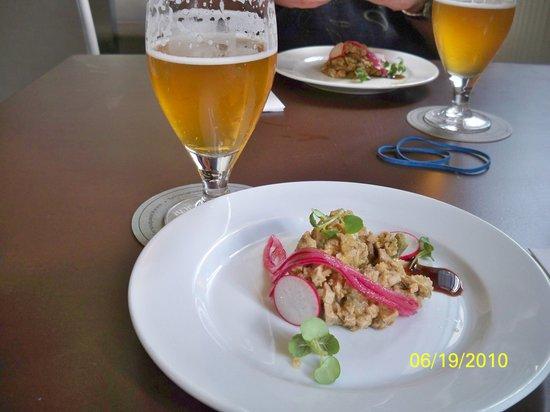 Veal Salad at Improvisio