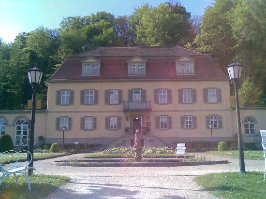 Bad Brückenau, Tyskland: Teilansicht Fürstenhof