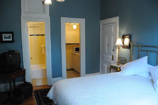 Hotel Belvedere: Room 205