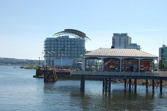 كارديف, UK: Cardiff Bay