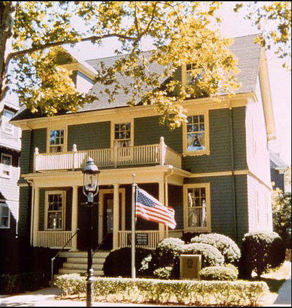 John F. Kennedy National Historic Site: His childhood home too