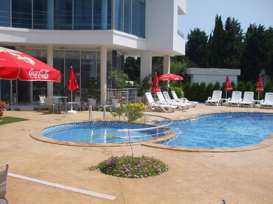 Ravda, Bulgarije: Swimming Pool