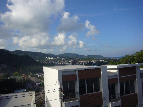 Villareal Heights: 部屋からの景色