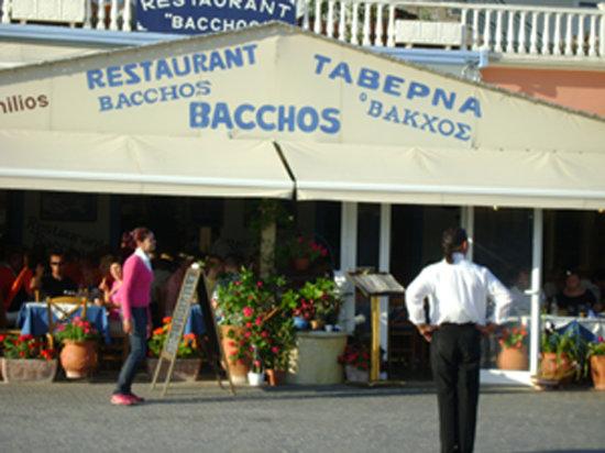 Restaurant Bacchos: Bacchos, Parga