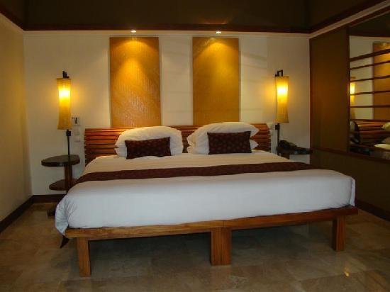 King Size Bed In The Grand King Room Picture Of Grand Hyatt Bali
