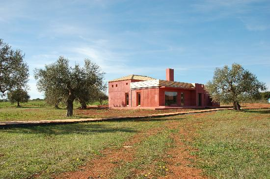 Eumelia Organic Agrotourism Farm & Guesthouse: Main Building, Reception and Seminar & Dinning Area