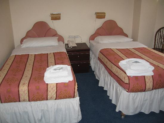 Anchor House Hotel: Beds