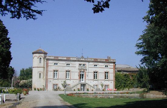 Domaine de Maran: The Mansion