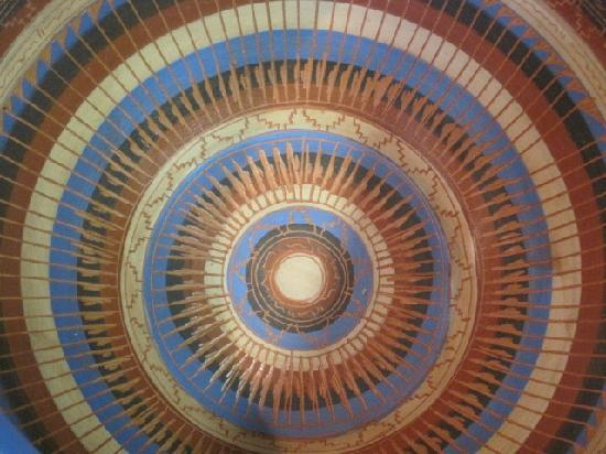 Western Spirit Enrichment Center: Navajo bowl at Kachina House in Sedona
