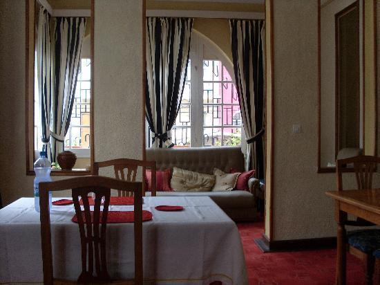 Residence Mareva: Salon