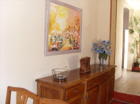 Residence Mareva: Decoration