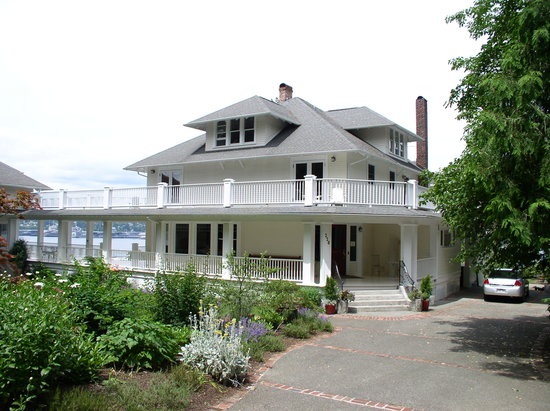 Port Orchard, Etat de Washington : Cedar Cove Inn