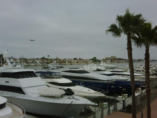 "Balboa Bay Resort: Morning Marine Layer (""June-Gloom"")"
