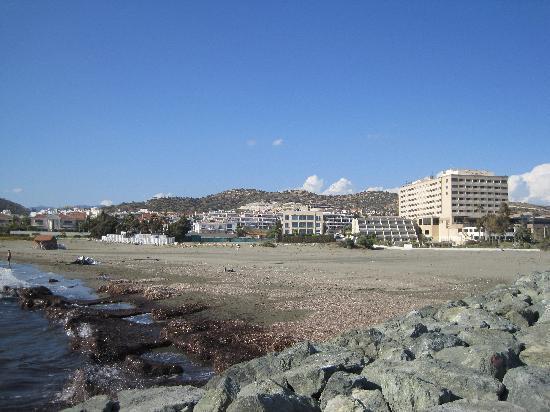 St Raphael Resort: Hotel und Strand