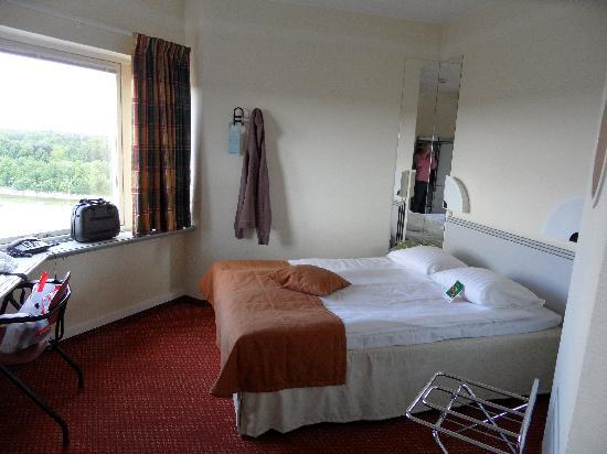 Good Morning Halmstad: hotelkamer