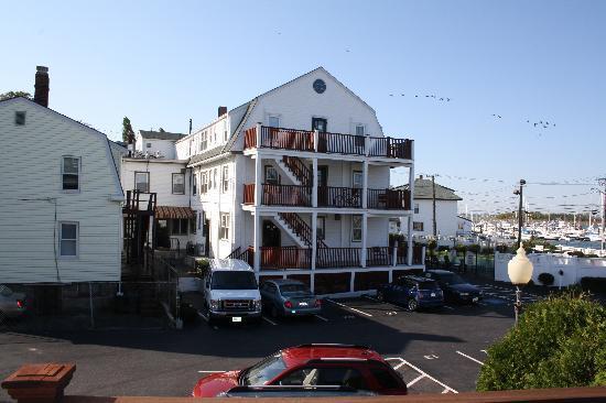 The Inn at Crystal Cove: Das Hotel