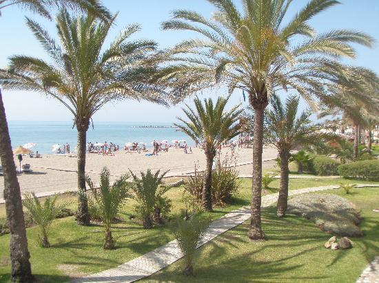 Sol Don Marco by Meliá: The beach across the road