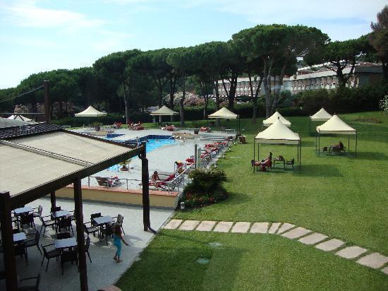 Golf Hotel Punta Ala : piscina