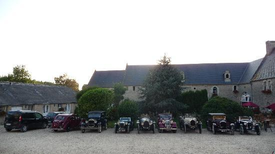 Ferme de la Ranconniere: A magnet for classic and sports car owners!