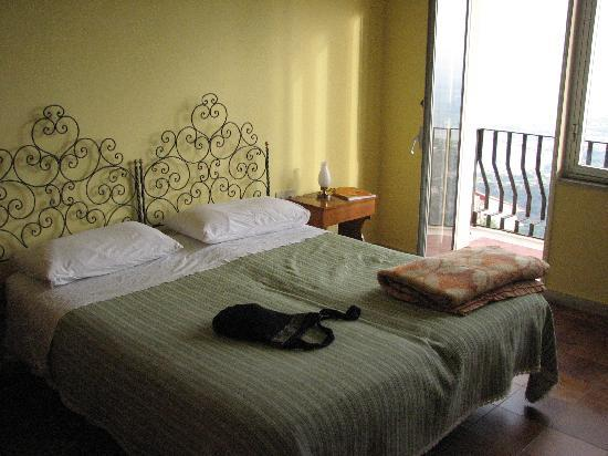 Castelmola, Italia: double room