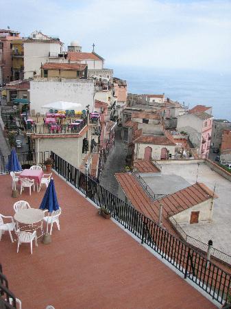 Hotel Panorama Di Sicilia: terrace