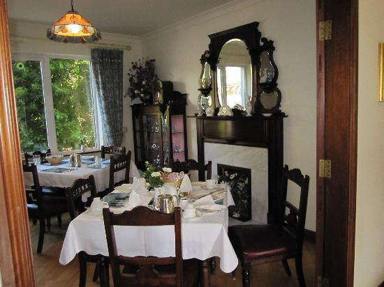 Ardawn House Dining Room