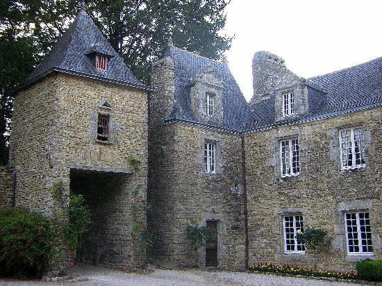 Manoir du Stang : propriété...