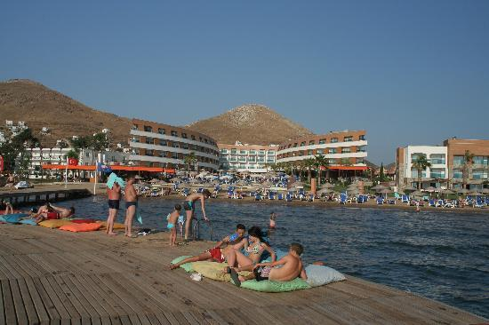 Grand Park Bodrum : The Beach